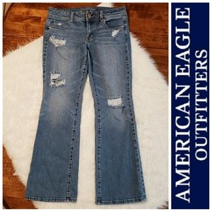 Denim - American Eagle Outfitters Ripped Jeans